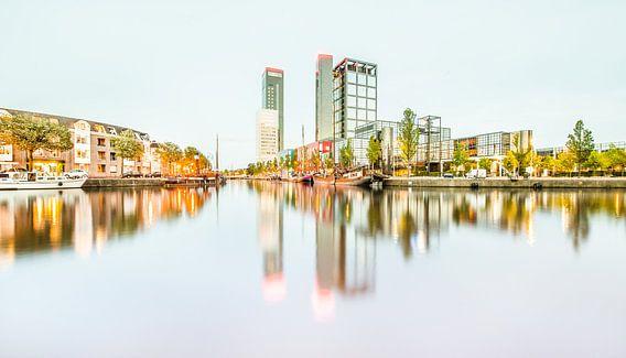Skyline Leeuwarden van Harrie Muis
