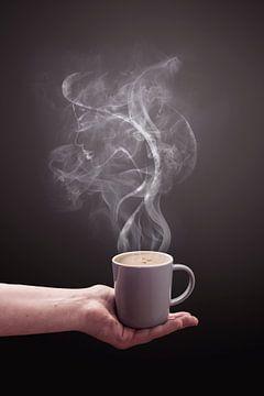 Feminine Coffee van Elianne van Turennout
