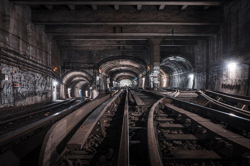 Die Unterwelt von Jeroen van Dam