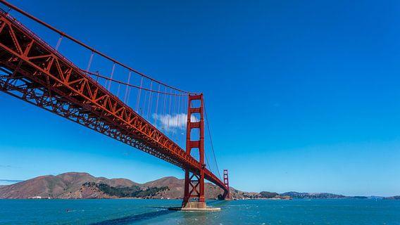 Brug van San Francisco van Richard Reuser