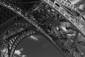 Eiffeltoren van Henri van Avezaath