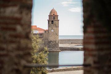een glimp van Collioure van Jolien Oomes