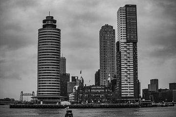 Rotterdamer Skyline von Kees Brunia