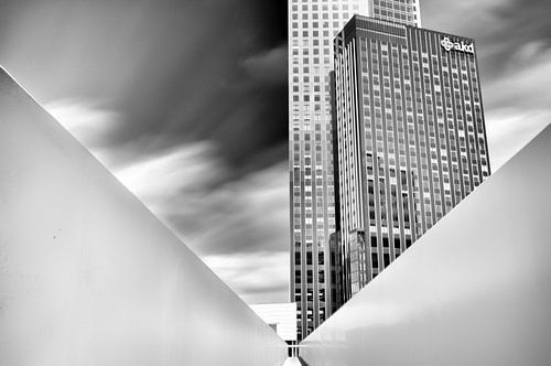 Maasgebouw, Rotterdam van