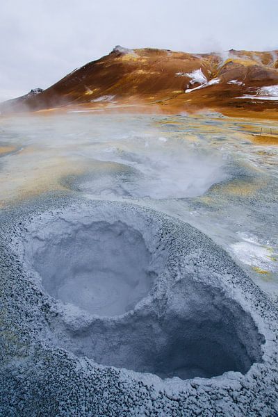 Vulkanisme van Douwe Schut