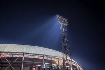 Feyenoord stadion 46 van John Ouwens
