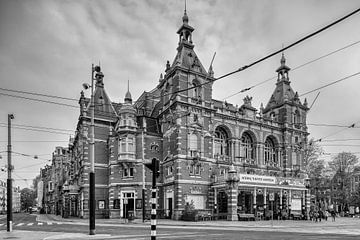 Stadsschouwburg – Leidseplein – Amsterdam van Tony Buijse