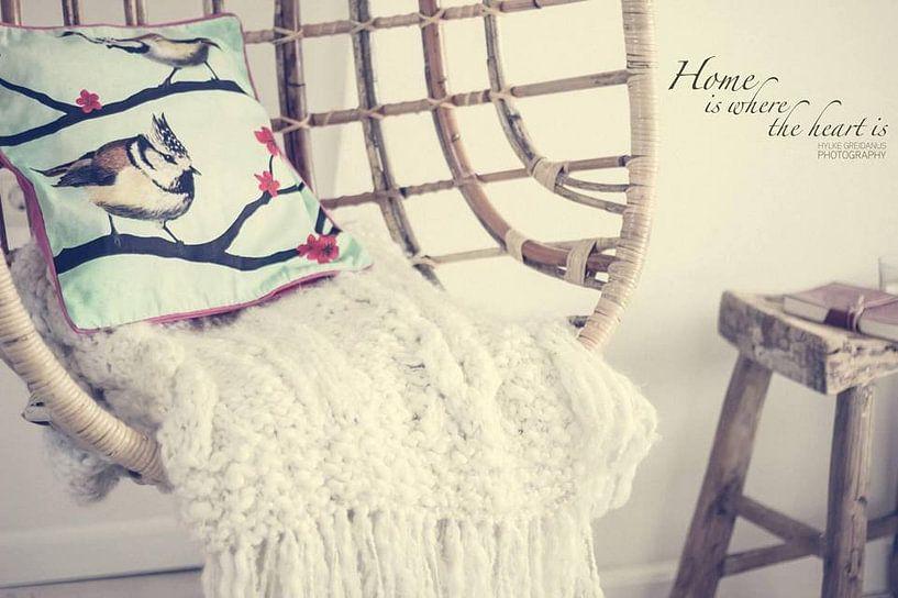 Home is where the heart is van Hylke Greidanus
