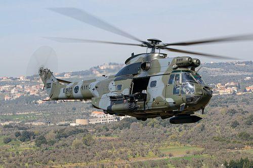 Libanese Luchtmacht IAR-330SM Puma