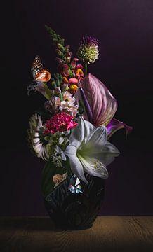 Flower Still Life II van Sandra H6 Fotografie