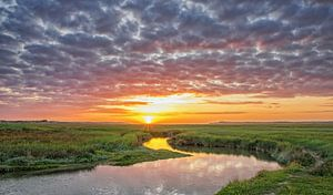 Zonsondergang op Texel / Texel Sunset