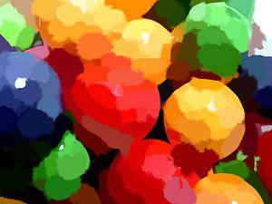 Chewing balls