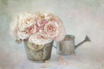 Bloemen Fantasie #05 van Lizzy Pe