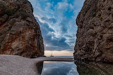 Mallorca, sa Calobra... van Dennis Eckert