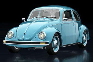 Volkswagen Kever Sedan 1972