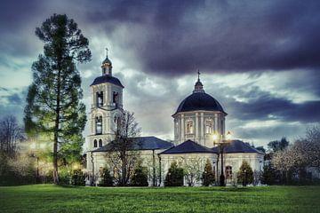 Kerk in Moskou van Vladyslav Durniev