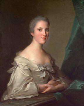 Elizabeth, Gräfin von Warwick Jean-Marc Nattier