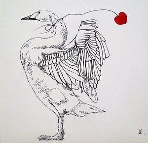 HeartFlow Zwaan