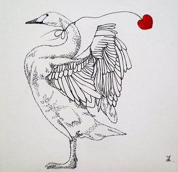 HeartFlow Zwaan van