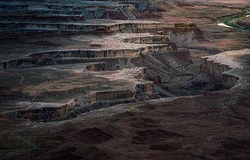 Green River Overlook van Mario Calma