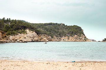 Strand op Ibiza von