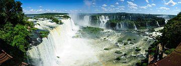 Wasserfälle von Iguaçu von Sjoerd Mouissie