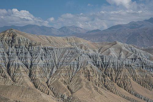 Ruige bergketen in de Himalaya | Nepal