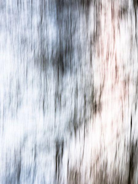 Vrouwelijk naakt   abstract van Henriëtte Mosselman