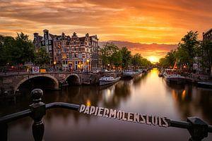 Majestic Amsterdam von Costas Ganasos