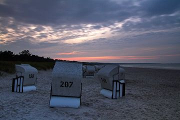 Strandkörbe von Marko Sarcevic