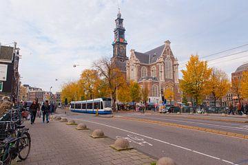 Amsterdam Street van