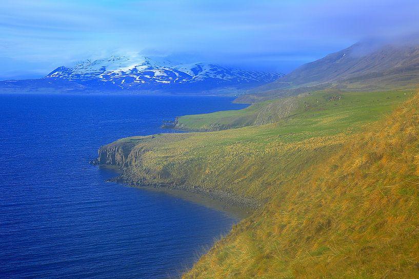 Landschaft Island von Patrick Lohmüller