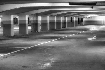 The indoor parking van Faucon Alexis