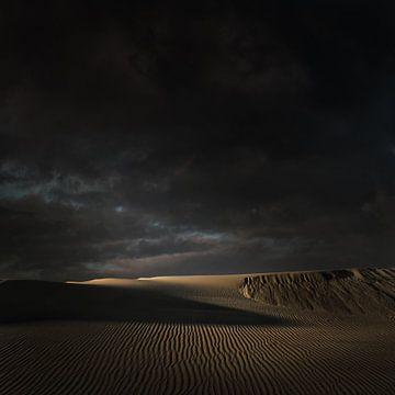 Dünenlandschaft - Niederländische Meister von Keesnan Dogger Fotografie