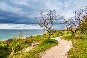 Landschaft an der Ostseeküste bei Meschendorf