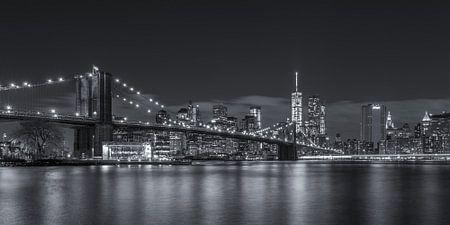 New York Skyline - Brooklyn Bridge (6)