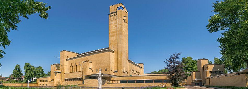 Raadhuis Hilversum, door Willem Dudok