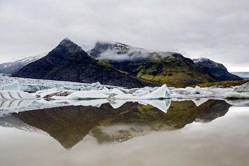 Lake Fjallsarlon