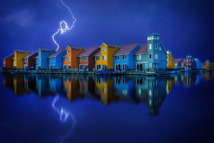 Thunderstruck van Martin Podt