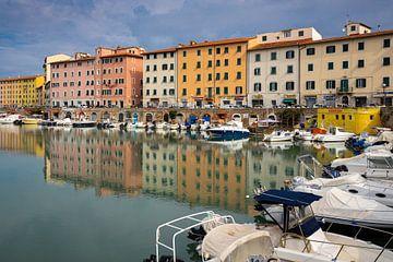 Livorno (nieuw Venetië) van Sjors Gijsbers