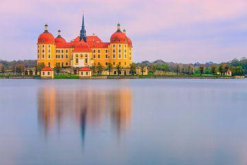 Schloss Moritzburg von Henk Meijer Photography