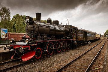 E2 1040 Steam Locomotive (2018)