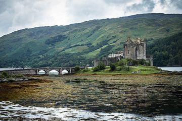 Eilean Donan kasteel van Ken Costers