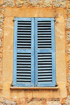 Mediterrane Fensterläden