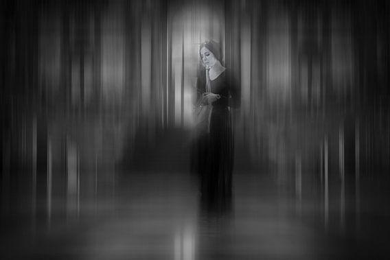 Mysterieuze vrouw
