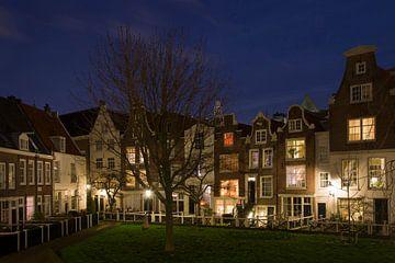 Begijnhof Amsterdam van Barbara Brolsma