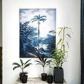 Kundenfoto: Blaue Stunde im Paradies von Andrea Haase