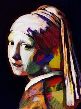 Die kreative Perle von Vermeer von Joost Hogervorst