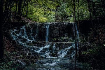 Wasserfall bei der Marienquelle sur Franz Nagler