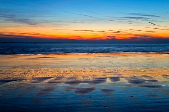 Strand Vlissingen van Anton de Zeeuw